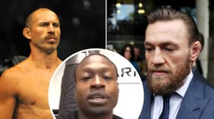 Donald Cerrone's Coach Aims A Dig At Conor McGregor Ahead Of UFC 246