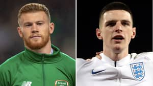 James McClean Rips Into Declan Rice For His Decision To Play For England