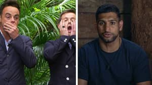 Amir Khan Didn't Realise He's Always Being Filmed On 'I'm A Celebrity'