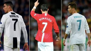Cristiano Ronaldo Names The Toughest Defender He's Ever Faced And It Might Surprise You