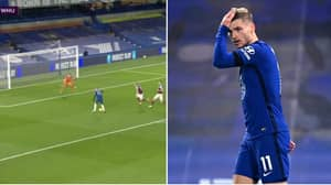 Timo Werner Misses Yet Another Big Chance For Chelsea As Goal Drought Continues