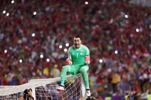 45-Year Old Egyptian Goalkeeper Essam El-Hadary To Become The Oldest Player In World Cup