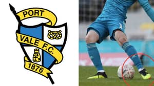 League Two Side Port Vale Are Looking For Left Footed Players To Sign