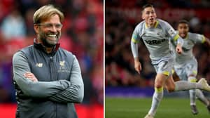 Harry Wilson Reveals What Jurgen Klopp Messaged Him After Goal Against Manchester United