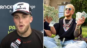 Jake Paul's Entire Purse For Tyron Woodley Fight Has Been Broken Down, It's Outrageous