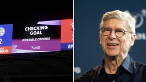 Arsene Wenger Wants To Introduce Some Interesting New Rules To Football