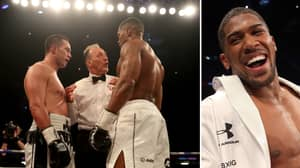 Anthony Joshua Replies To People Who Think Parker Fight Was Boring