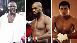 Jon Jones 'Could Beat Mike Tyson And Muhammad Ali In The Same Day,' Says Chael Sonnen