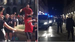 Liverpool Fans 'Assault Two Hotel Workers' In Spain Ahead Of Barcelona Clash