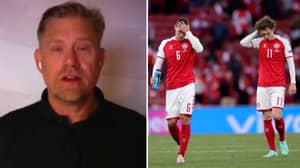 Peter Schmeichel Says UEFA Didn't Give Denmark The Choice Not To Play After Christian Eriksen Collapsed