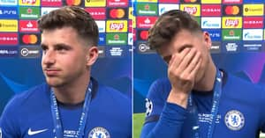 Mason Mount Gave Incredibly Emotional, Humble Interview After Chelsea's Champions League Win