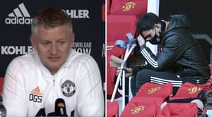 Manchester United Give Huge Injury Update On Harry Maguire Ahead Of Europa League Final