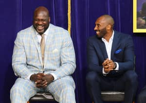 Shaquille O'Neal Gives Heartbreaking Tribute To Kobe Bryant On TNT