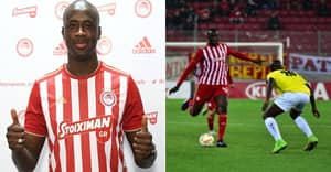 Yaya Touré's Contract Terminated With Olympiacos After Three Months