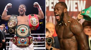 Anthony Joshua Breaks Down How He Would Approach Deontay Wilder Fight