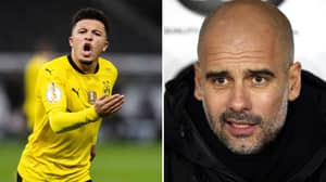 Why Pep Guardiola Wasn't Interested In Bringing Jadon Sancho Back To Manchester City