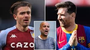 Jack Grealish Is A 'World-Class Player' And Compared To Lionel Messi Amid Manchester City Transfer Interest