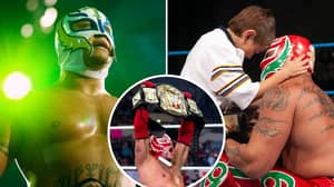 WWE Legend Rey Mysterio Will Announce Wrestling Retirement At Special Ceremony