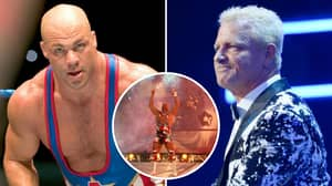 Jeff Jarrett Believes Kurt Angle Is In The 'Top Three To Five' Wrestlers Of All Time