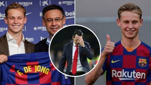 Frenkie de Jong Would Have Signed For Arsenal Before Joining Barcelona