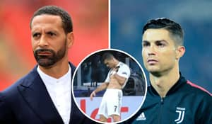 Rio Ferdinand Recalls When He Realised Cristiano Ronaldo Has An Elite Mentality