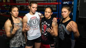 Ronda Rousey's MMA Teammate Attends WWE Tryout