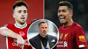 Liverpool Legend Jamie Carragher Gives Honest Verdict On Roberto Firmino Vs Diogo Jota Debate