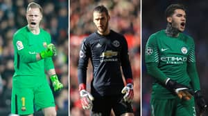 Marc-Andre Ter Stegen Has His Say On The Top Five Goalkeepers In The World
