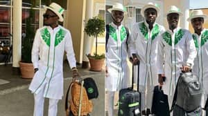 Nigeria's Travel Outfits For The World Cup Might Just Be The Coolest Thing Ever