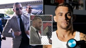 Conor McGregor Vows To 'Kill' Dustin Poirier: 'He's A Dead Body That's Getting Took Out On A Stretcher'