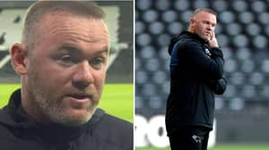 Wayne Rooney Admits He Made 'Mistake' And Apologises To Family And Derby Over Leaked Pictures