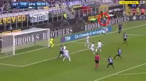 WATCH: Inter Milan's Ivan Perisic Has Just Scored An Unstoppable Volley