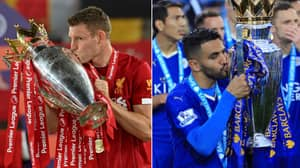 James Milner Is The 11th Player To Lift The Premier League With Two Clubs