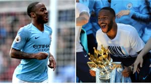 Raheem Sterling Doesn't Want To Be In Contention For PFA POTY If City Don't Win The League