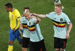 Chelsea Make Fresh Bid For Roma Midfielder Radja Nainggolan