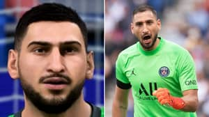 """Fans Can't Work Out Gianluigi Donnarumma's Player Rating On FIFA 22: """"One Of The Worst Ratings"""""""