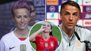 US Star Megan Rapinoe Claims England 'Are Not As Good As Phil Neville Thinks They Are'