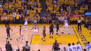 WATCH: Kevin Durant Turned LeBron's Ankles To Jelly, Last Night