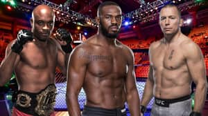 Jon Jones Voted The Greatest UFC Fighter Of All Time