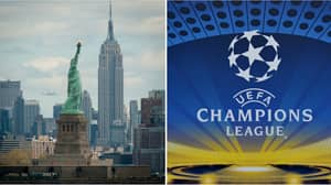 UEFA Discuss Possibility Of Champions League Final In New York