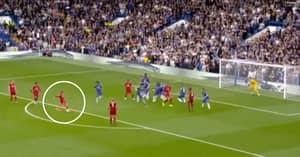 Trent Alexander-Arnold Scores Stunning Goal For Liverpool VS Chelsea