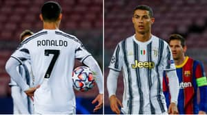 Cristiano Ronaldo Outshines Rival Lionel Messi With Two Goals In Juventus' 3-0 Champions League Win At Barcelona