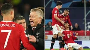 Manchester United Players Demand Cristiano Ronaldo Takes Up 'Different Role' After Atalanta Game