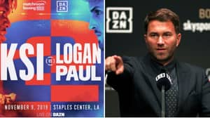 Eddie Hearn Explains Change Of Mind Over KSI Vs Logan Paul