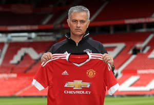 Jose Mourinho's First Manchester United XI Has Been Named