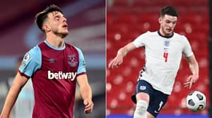 Declan Rice Has A Knee Problem That Could Rule Him Out Of The Euros