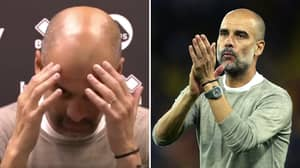 Pep Guardiola Proves Fans Are Living Rent-Free In His Head After 'Fraudiola' Comments