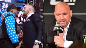Dana White Reveals Ongoing Talks Over Floyd Mayweather Collaboration