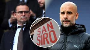Pep Guardiola And Marc Overmars Eyed Up By AC Milan In A Sensational Double Swoop