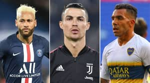 QUIZ! Neymar, Ronaldo Or Tevez: Can You Match The Famous Quote To The Player?